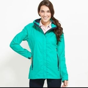 Vineyard vines fleece lined jacket